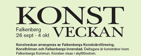 KonstVecka i Falkenberg