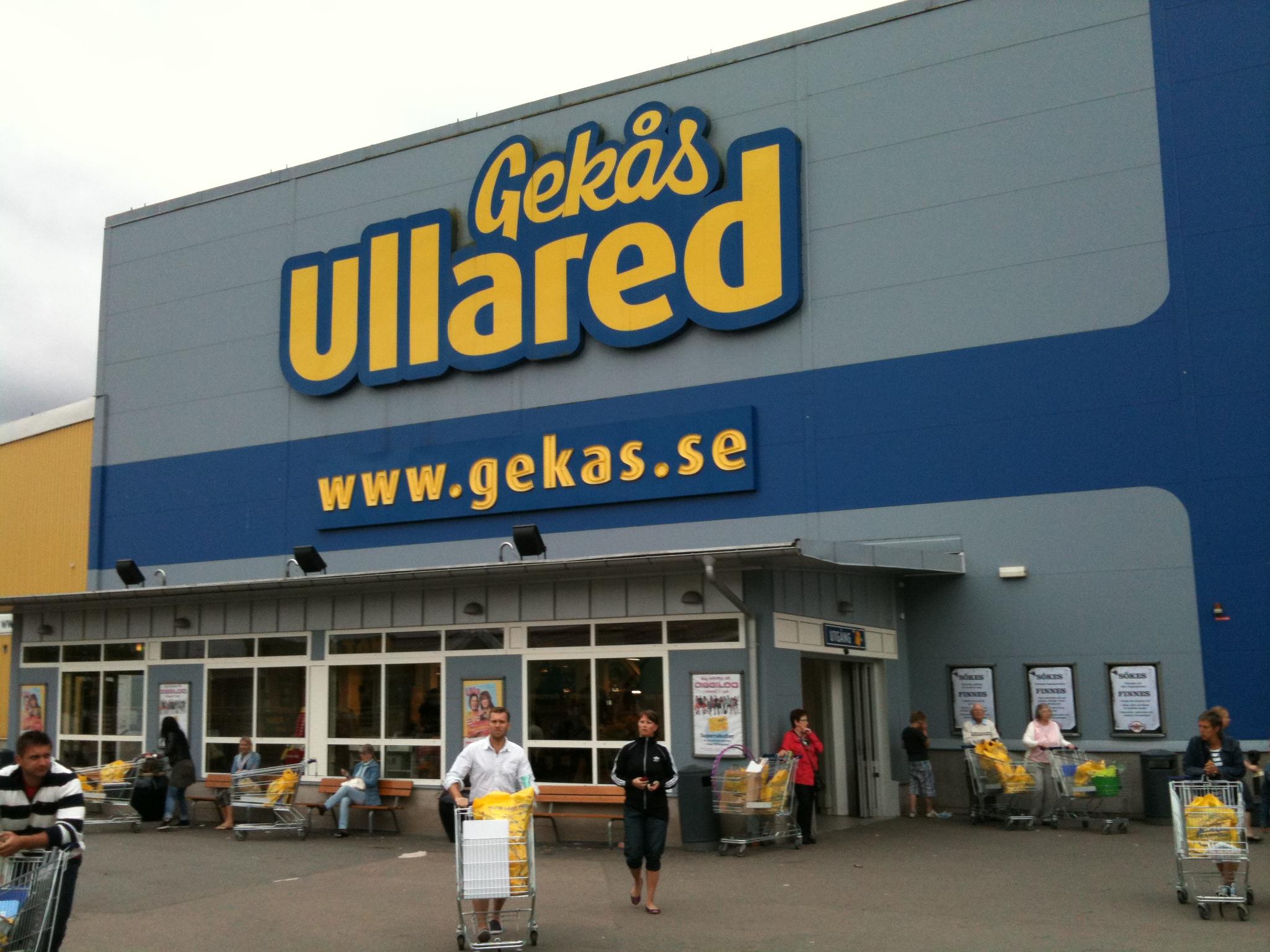 Gekås_Ullared