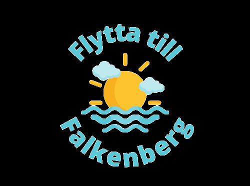 Flytta till Falkenberg logo