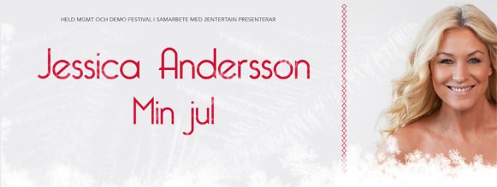 Min jul+Jessica Andersson